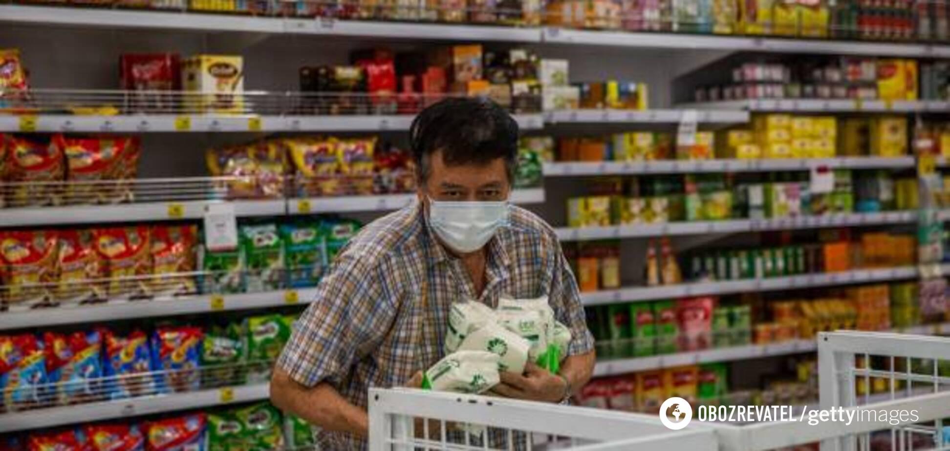Якими продуктами можна запасатися і як їх зберігати