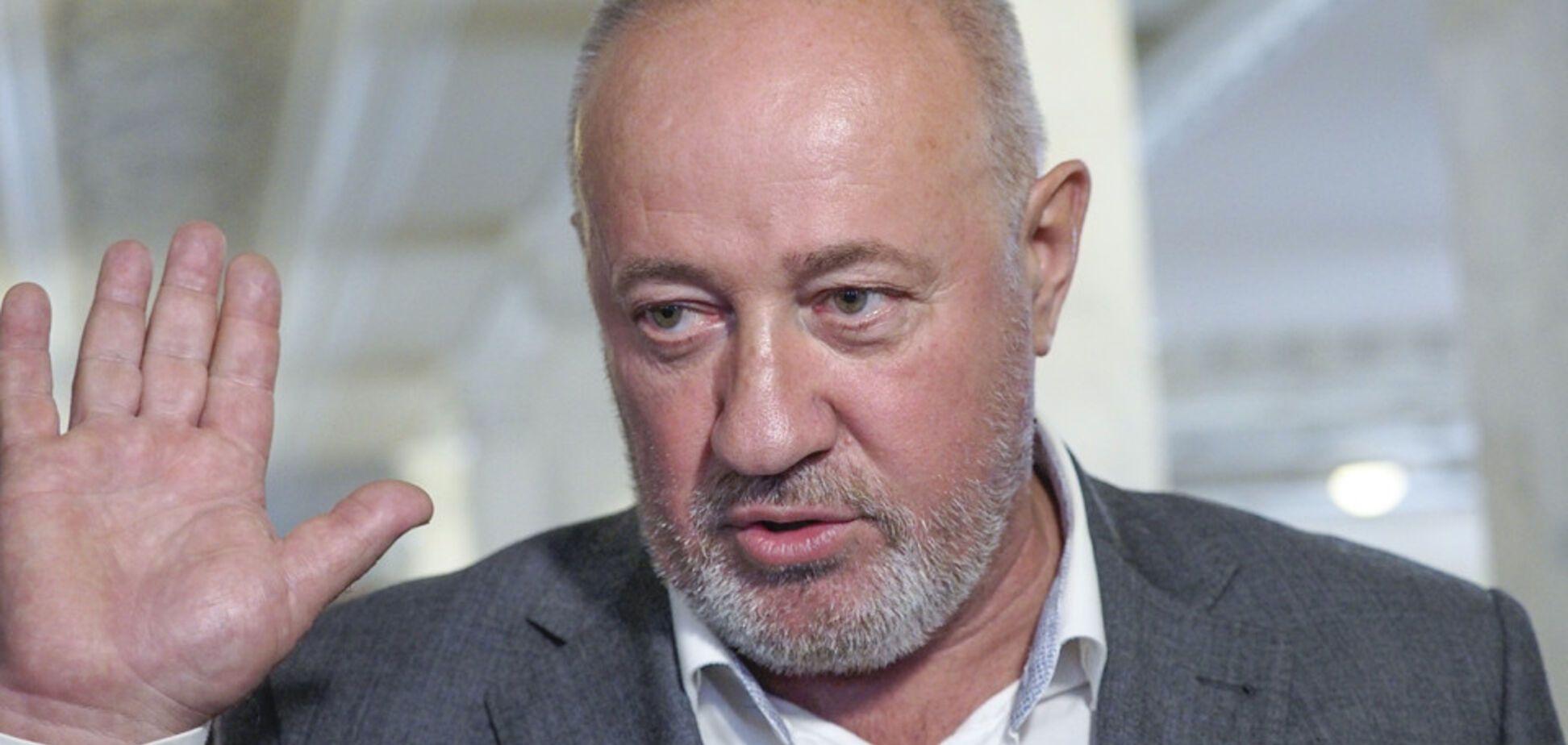 Чумак не захотел работать с Венедиктовой и написал заявление на увольнение