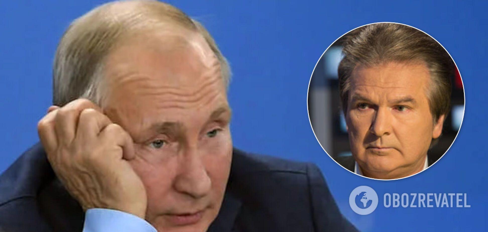 Сокурсник Путина развенчал ядерную мощь России