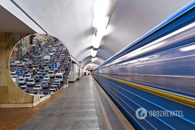 У Києві, Харкові та Дніпрі закрили метро