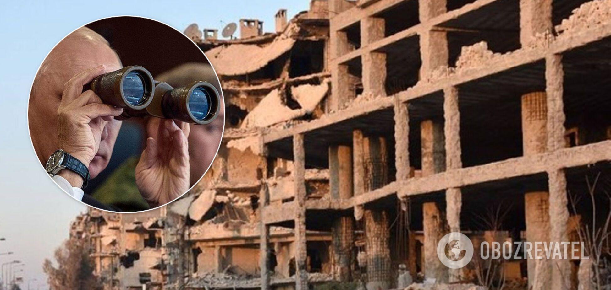 Путин готовит на Донбассе 'Алеппо': офицер назвал опасность