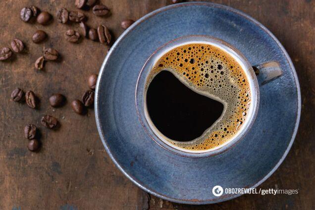 Чорна кава