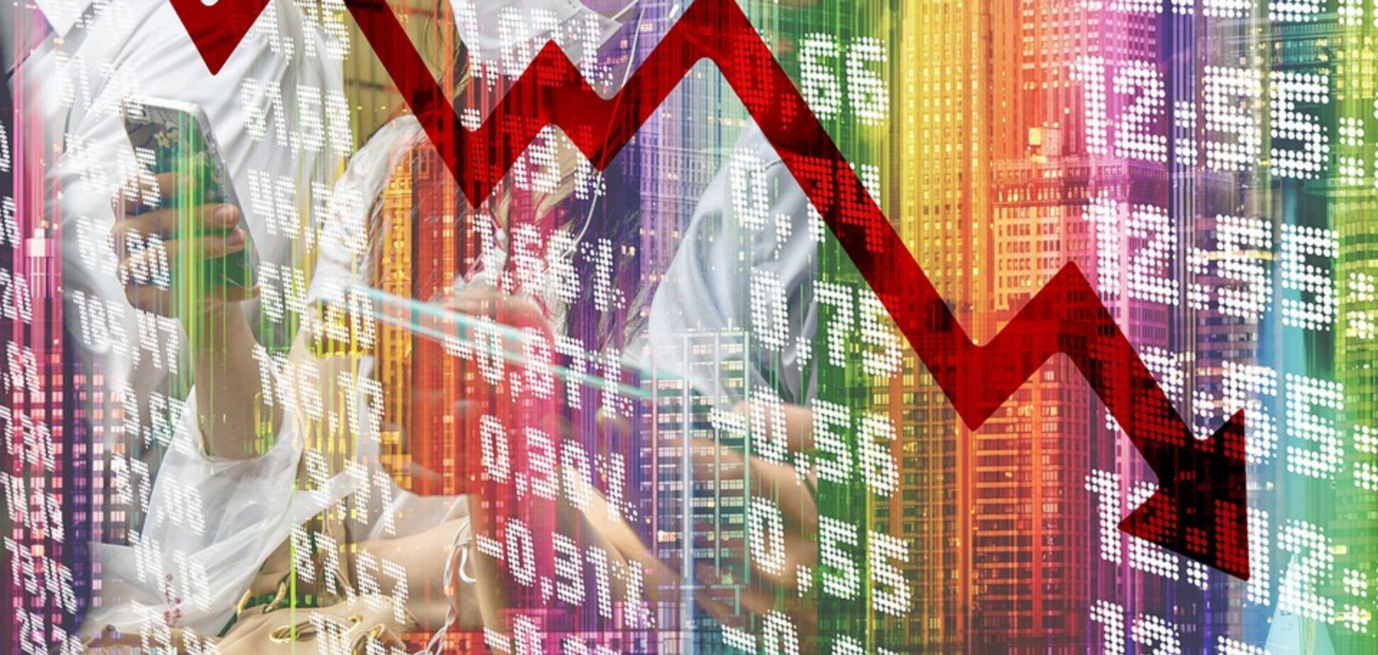 Мировой рынок обвалился, ставки близки ко дну