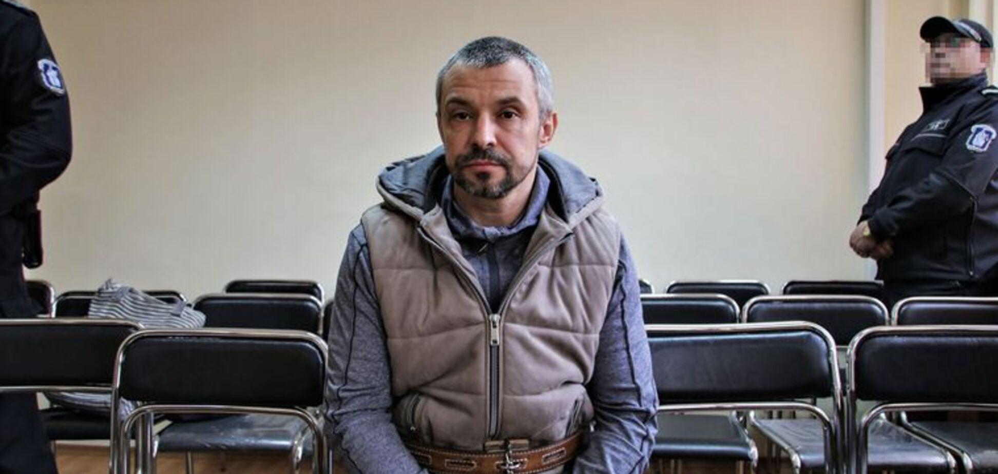 Убийство Гандзюк: суд продлил арест Левина без права внесения залога