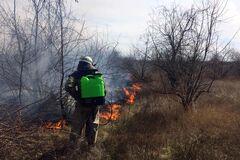 Весняне загострення: у Дніпрі спалюють сміття і отруюють городян