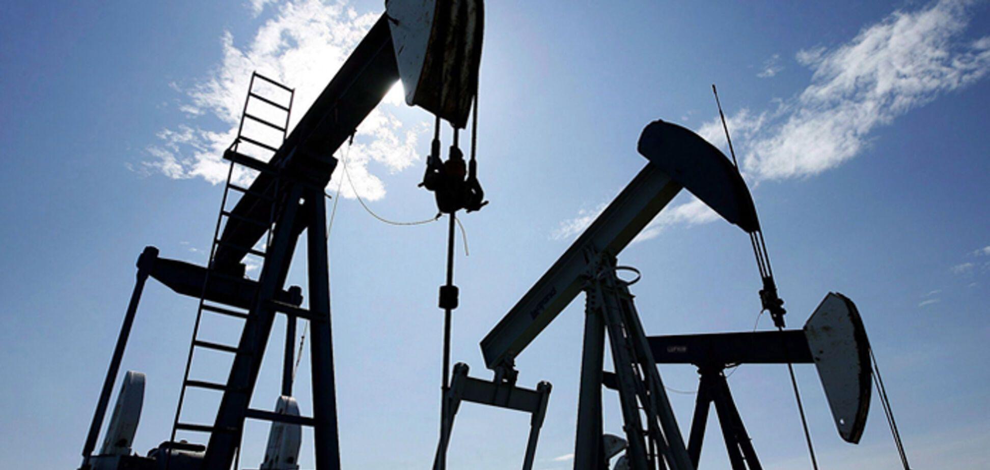 Черная среда: цена на нефть преодолела психологическую отметку