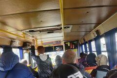В Одессе оштрафовали водителя маршрутка за нарушение правил карантина