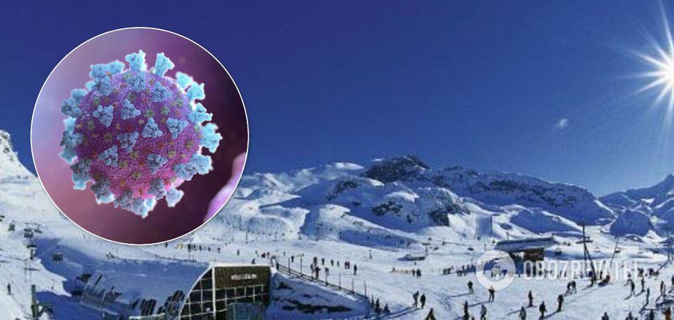Популярний курорт назвали осередком поширення коронавірусу