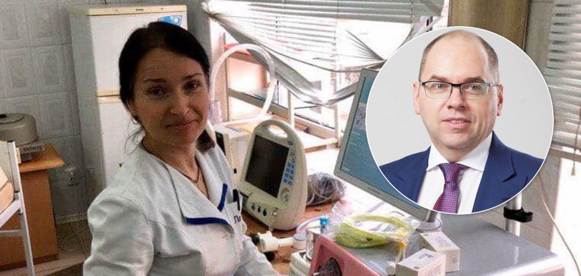 Степанов закупив для Одеської інфекційної лікарні апарат ШВЛ