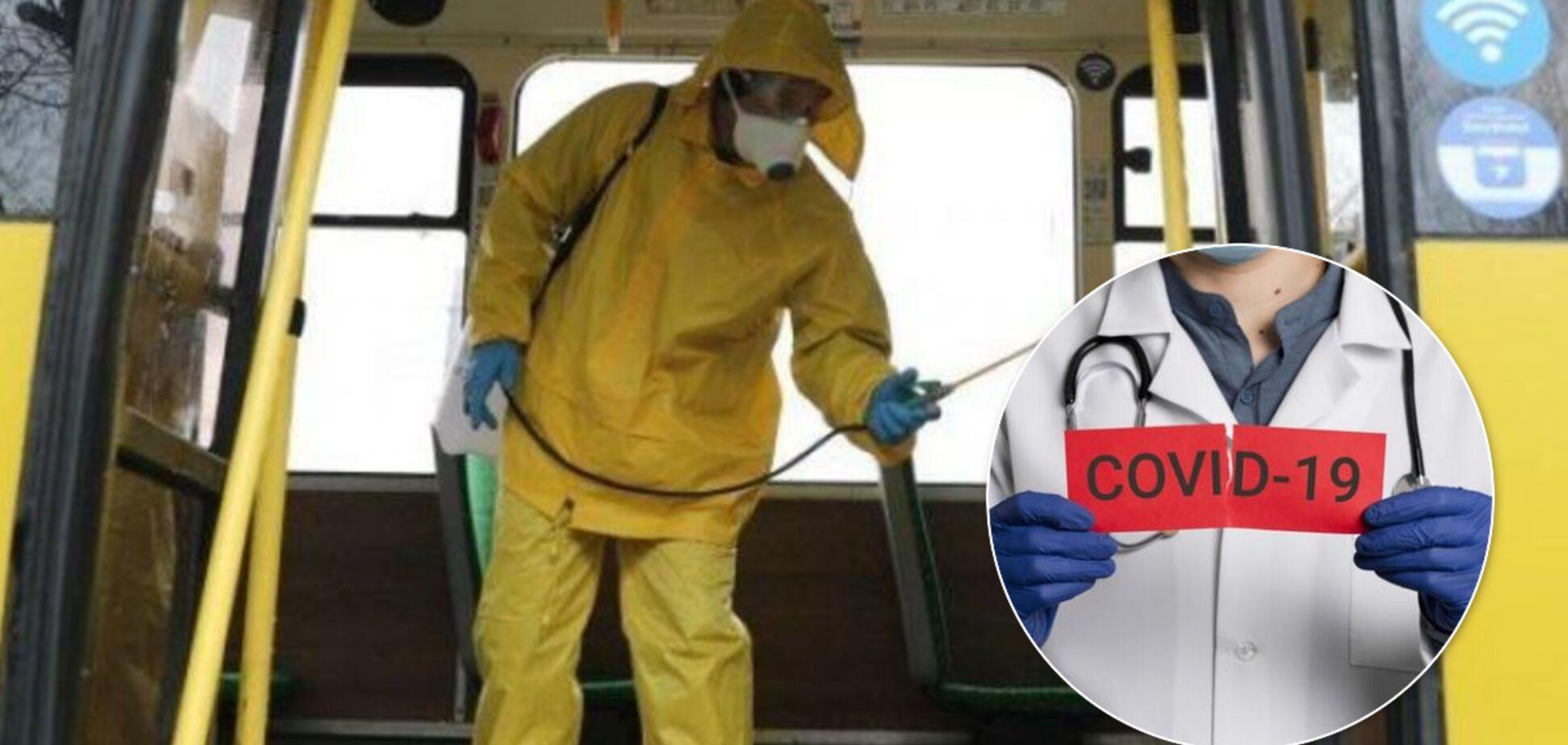 Коронавирус атакует Украину: кто уже заразился и в зоне риска