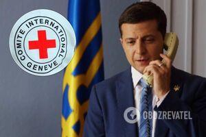 Зеленский экстренно провел переговоры с Красным Крестом: чем помогут