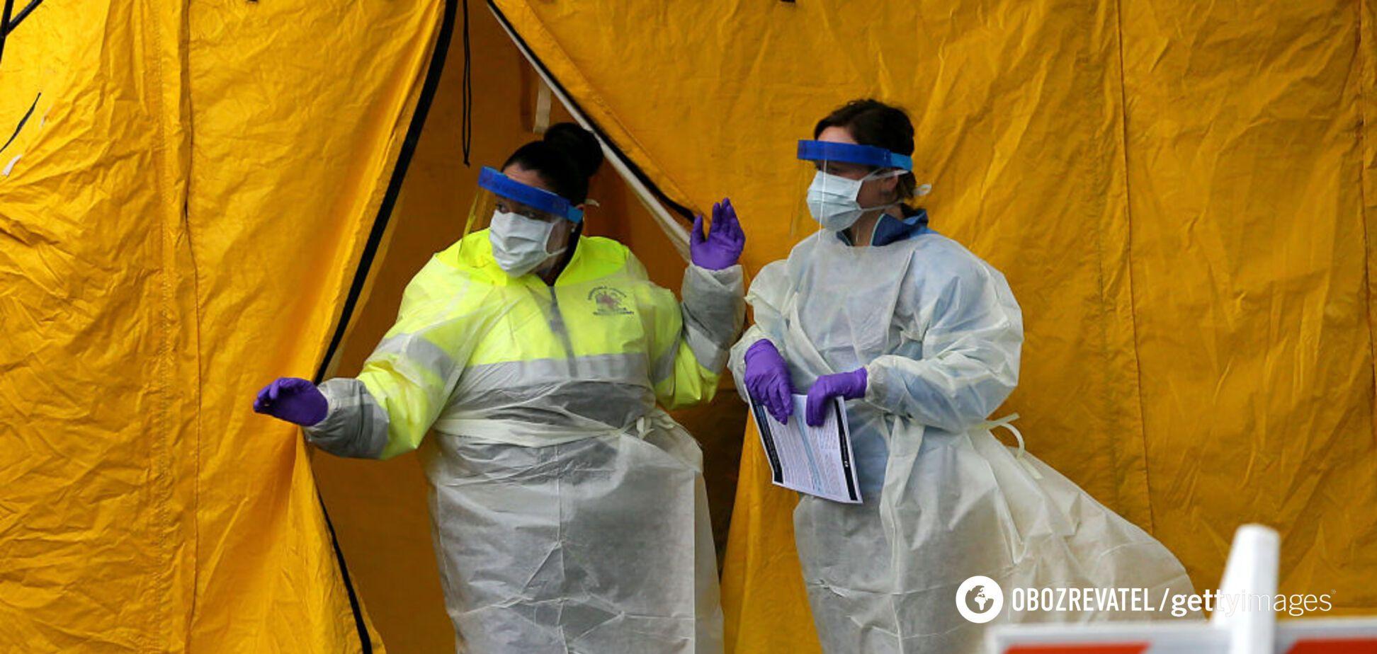 Лікарі знайшли вразливе місце коронавірусу