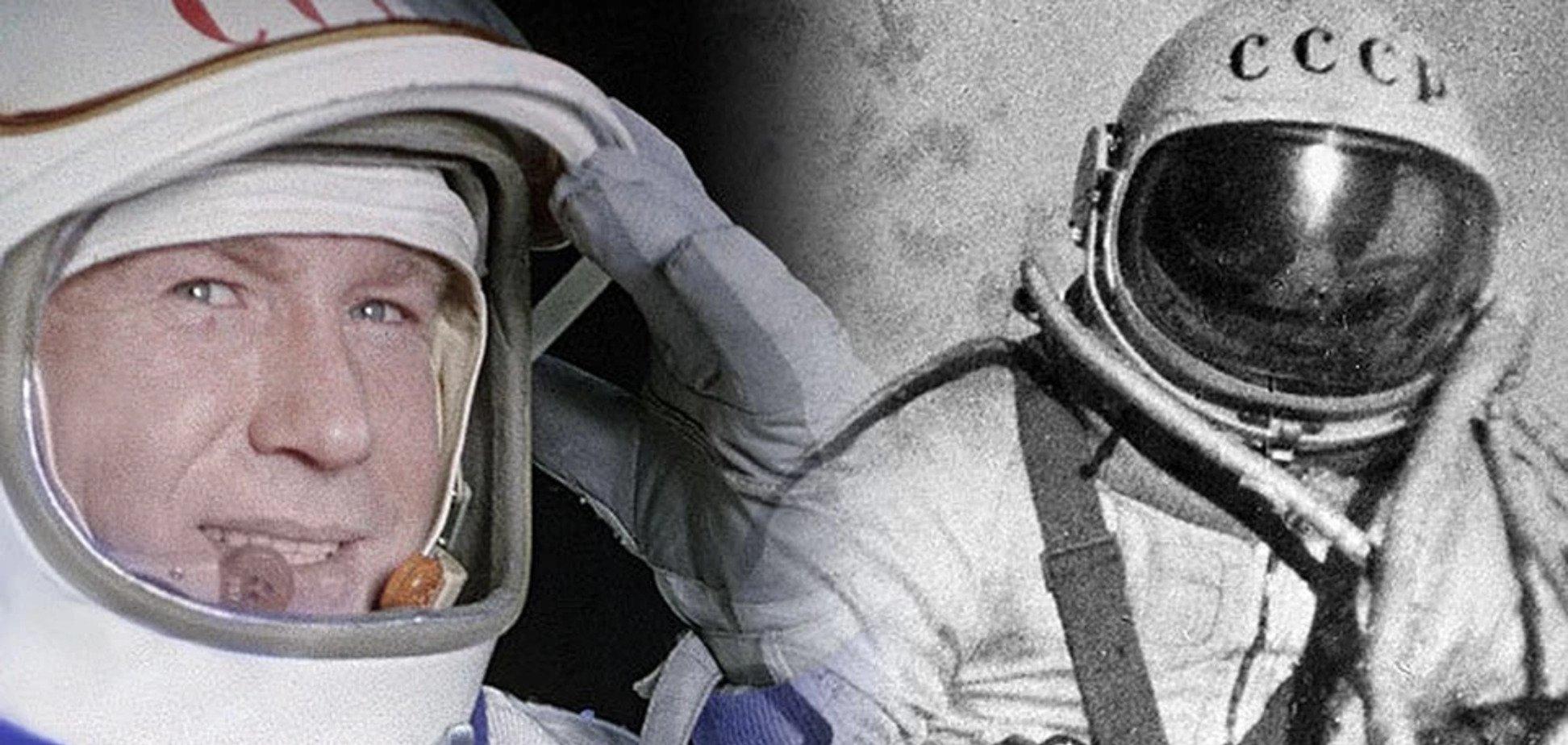 Появились секретные документы СССР о первом выходе человека в космос