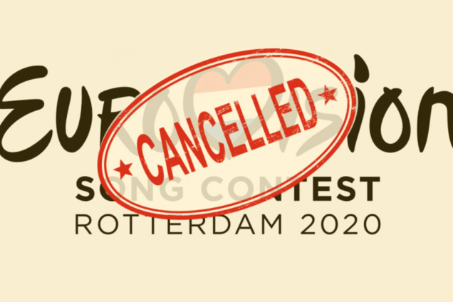 Євробачення-2020 офіційно скасували