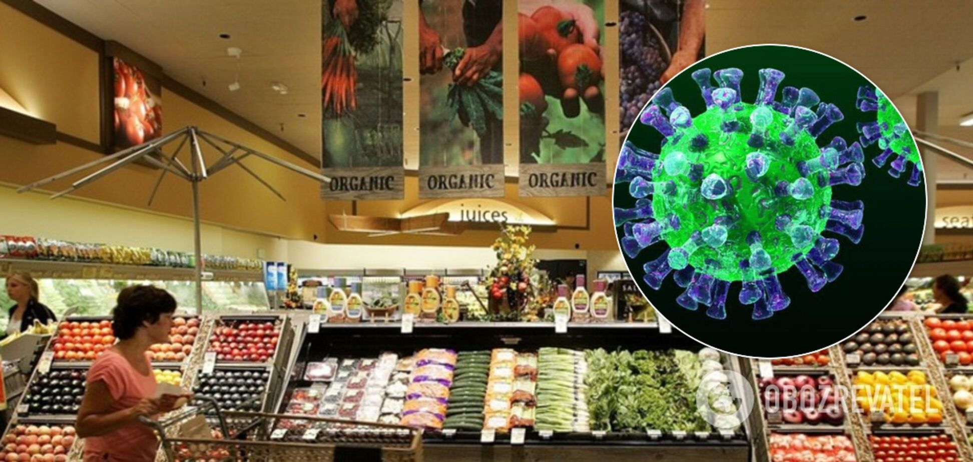 Через коронавірус в Україні злетіли ціни на продукти