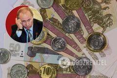 В России обвалился рубль: его сравнили с гривней