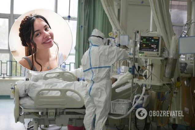 Врач из Киева обратилась к Зеленскому из-за коронавируса