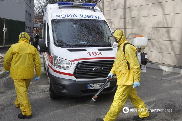 Третья жертва коронавируса в Украине: смертельный случай зафиксирован на Ивано-Франковщине