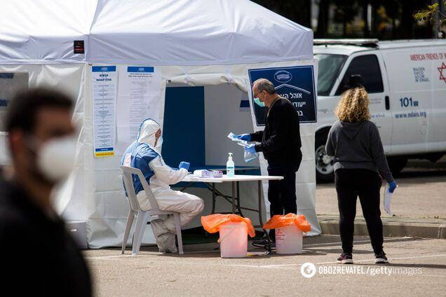 """""""Это не просьба!"""" Израиль запретил выходить на улицу из-за коронавируса"""