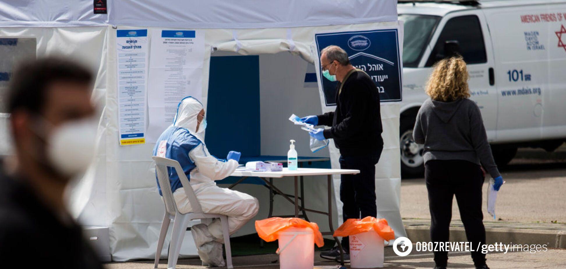 Израиль ввел чрезвычайное положение из-за коронавируса