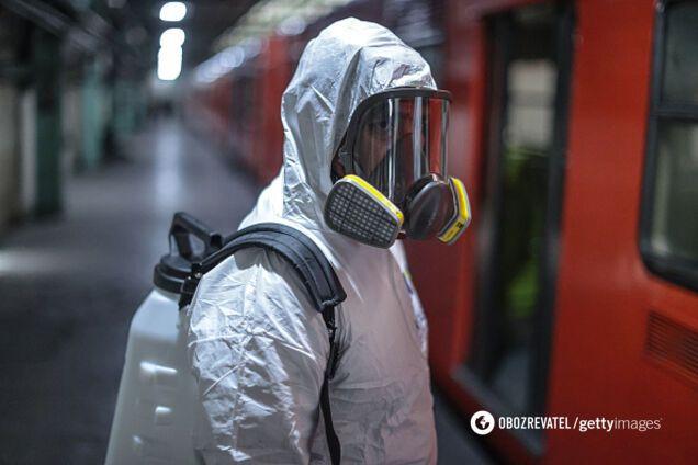 На коронавірус у світі хворі 220 тисяч