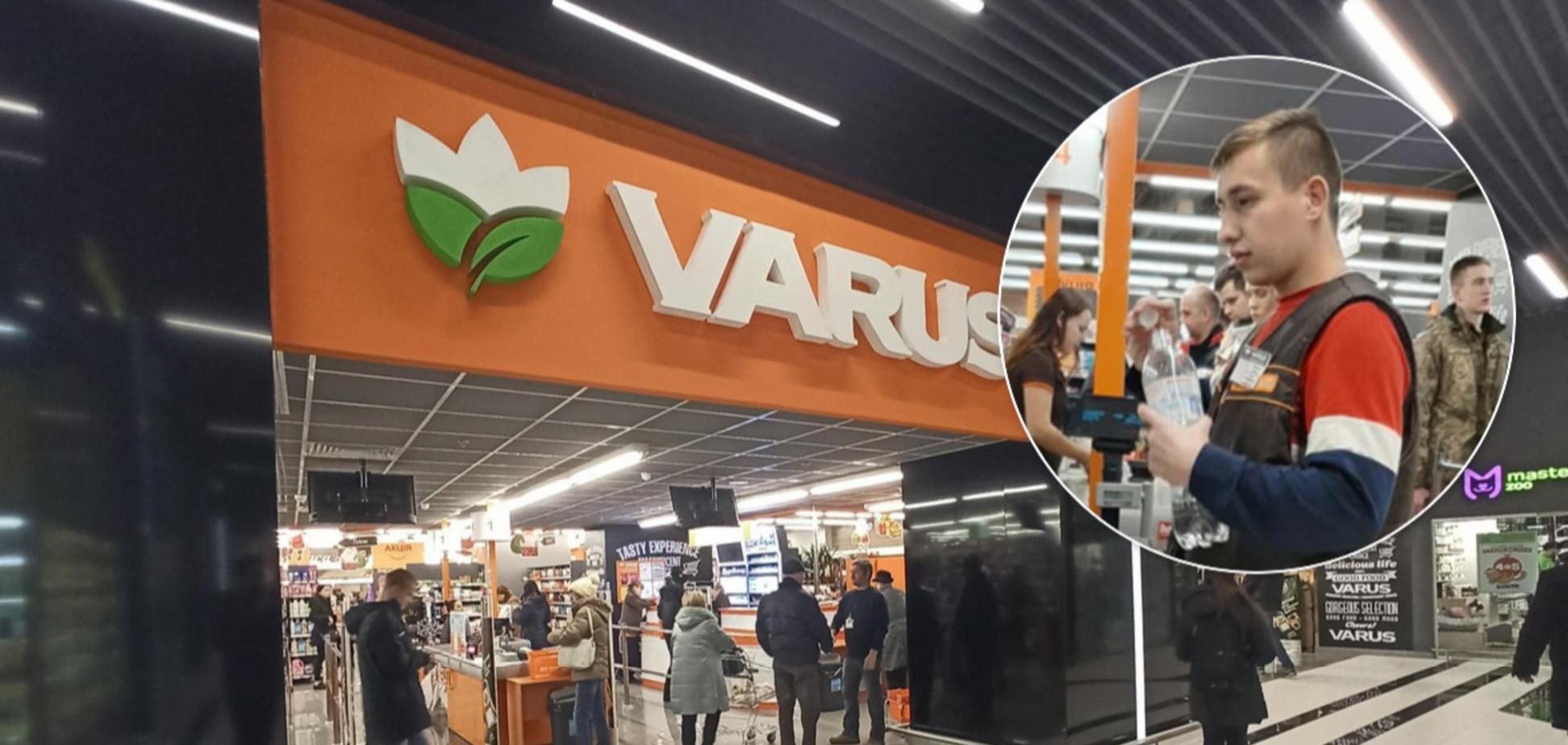В Днепре кассира 'Варуса' уволили за отказ перейти на украинский