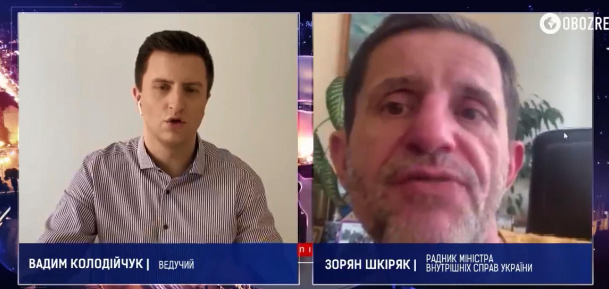 У МВС закликали оголосити у Києві режим НС через коронавірус