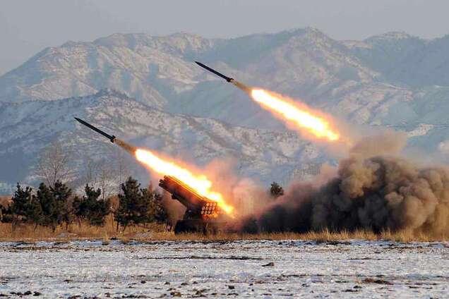 КНДР тайком запустила ракеты, вызвав землетрясение