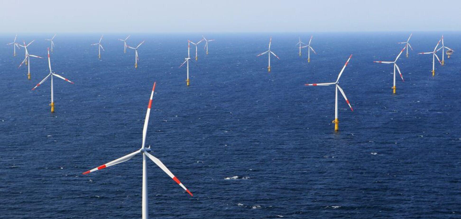 У Нідерландах витратять мільярди на видобуток 'зеленого' водню на енергії вітру