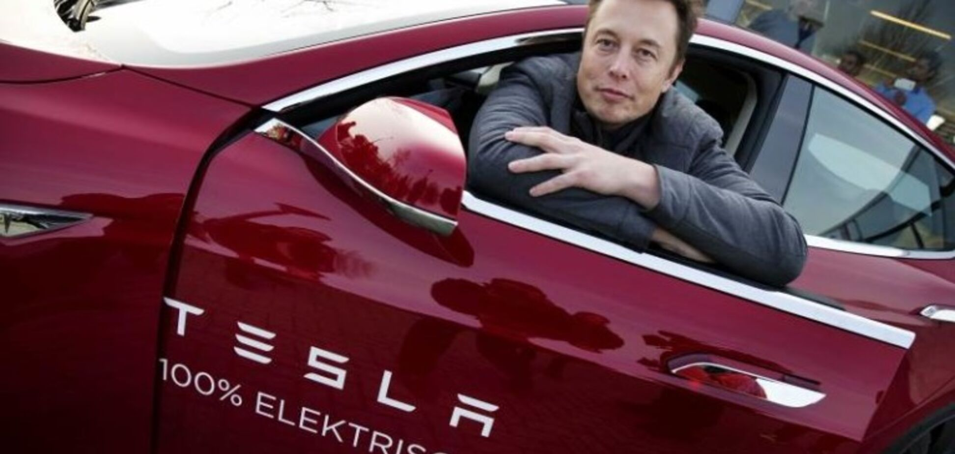 Не Tesla единой: какими авто владел и владеет Илон Маск