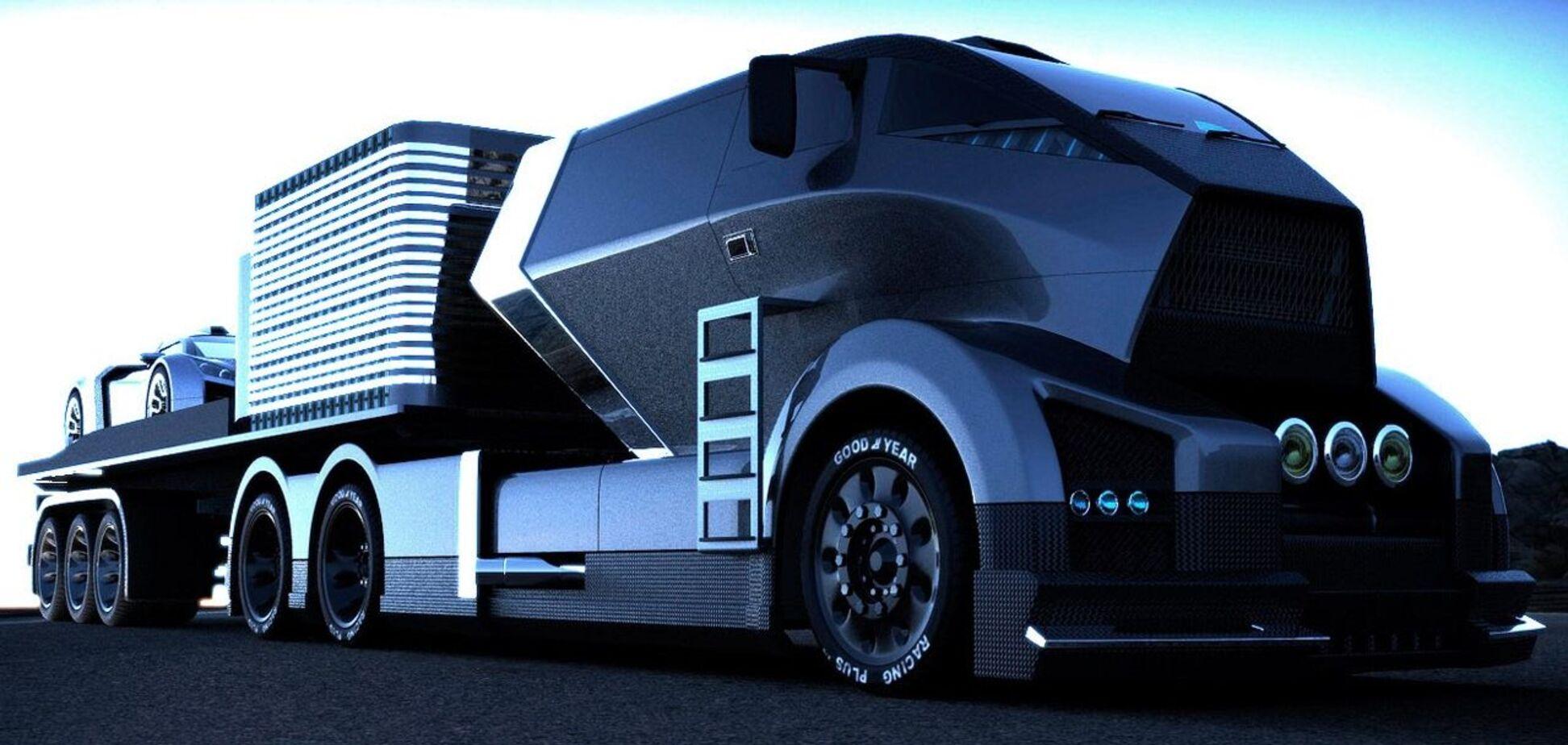 В Україні почали випуск бюджетних електричних вантажівок