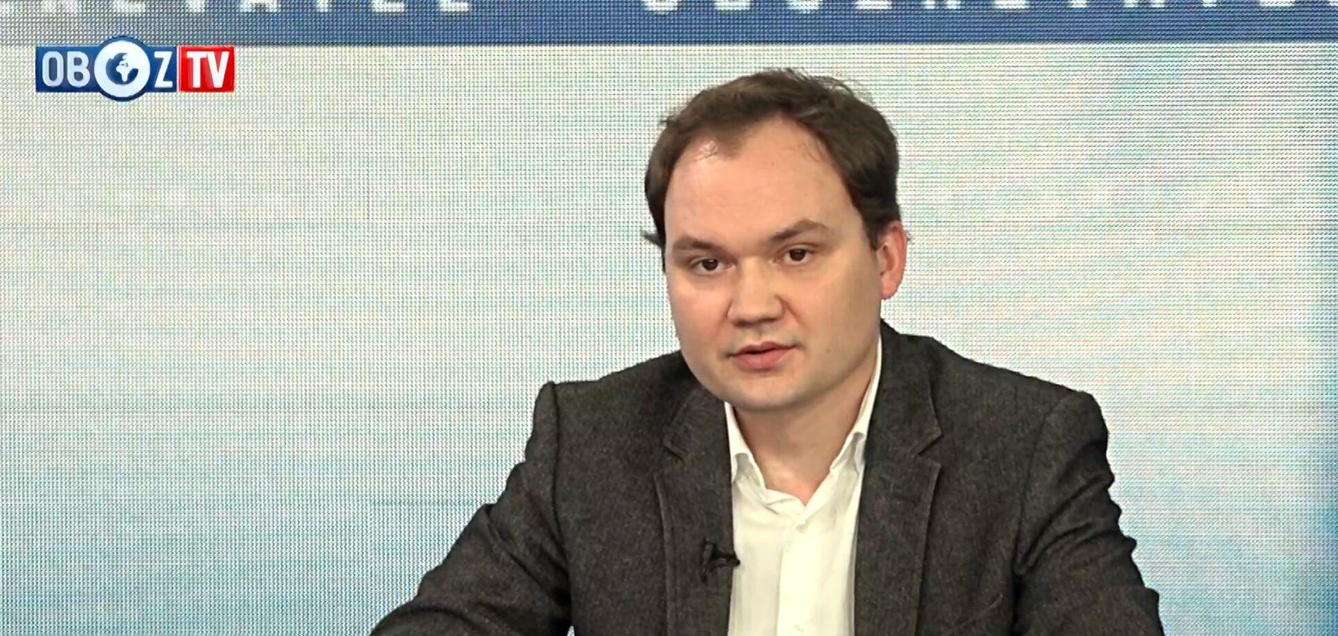 'У Путина в голове Сурков': военный эксперт