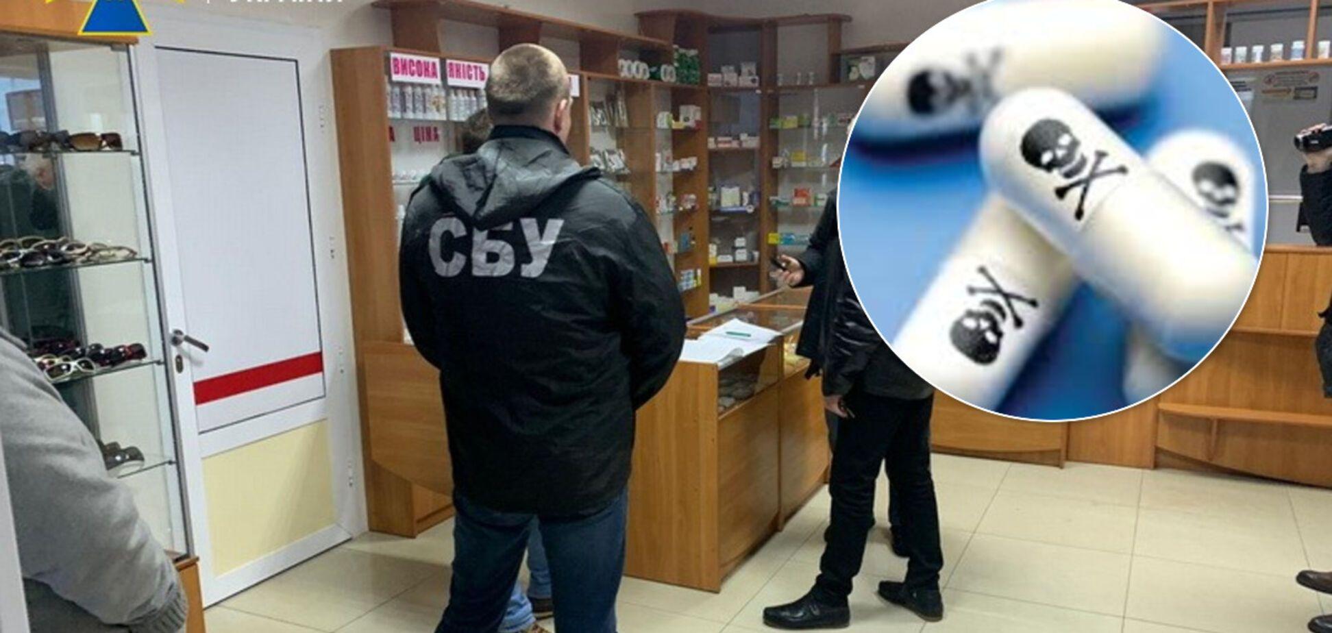 В Україні накрили масштабну схему продажу фальшивих ліків: як збували крейду