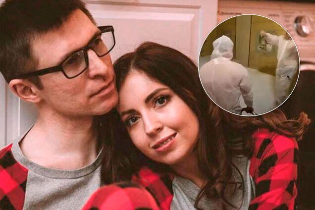 Чоловік блогерки Діденко знав про небезпеку сухого льоду: спливло показове листування