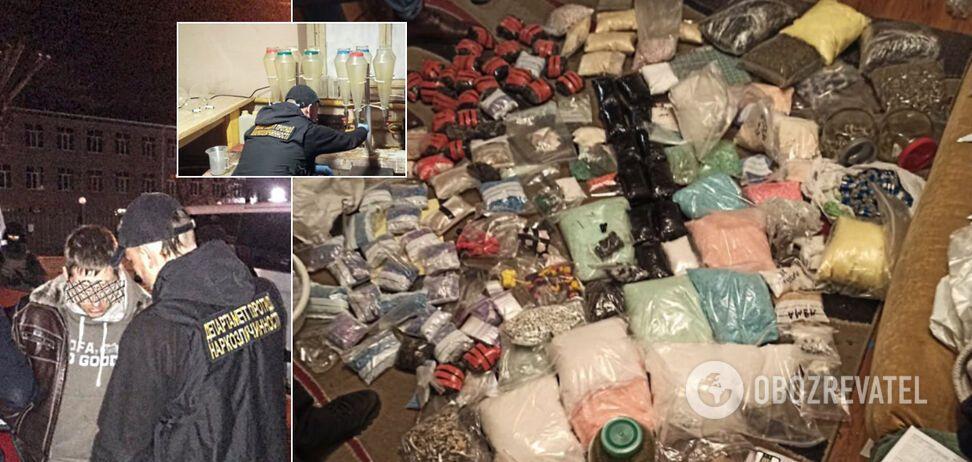 У Києві викрили найбільшу в Україні мережу інтернет-торгівлі наркотиками: подробиці