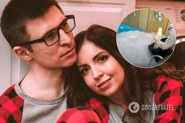Трагедия на вечеринке с сухим льдом: Диденко пожаловалась на врачей