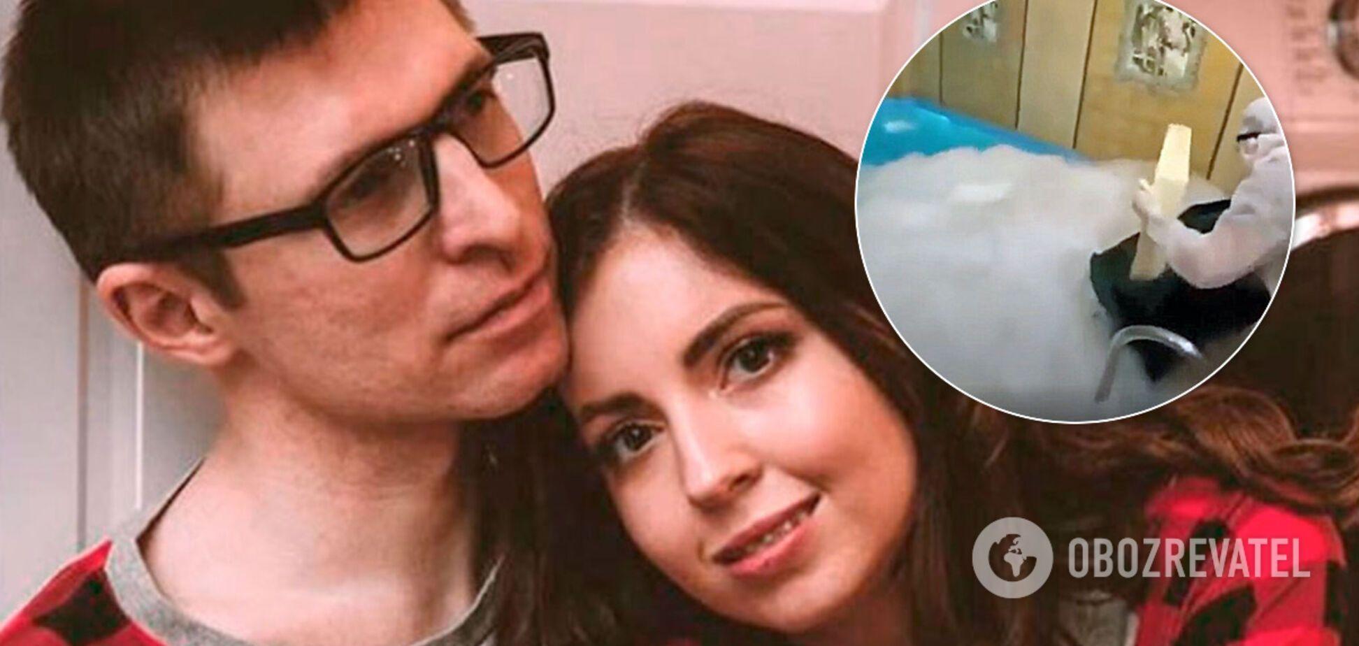 Диденко заявила, что врачи не спешили спасать людей на вечеринке с сухим льдом. Видео