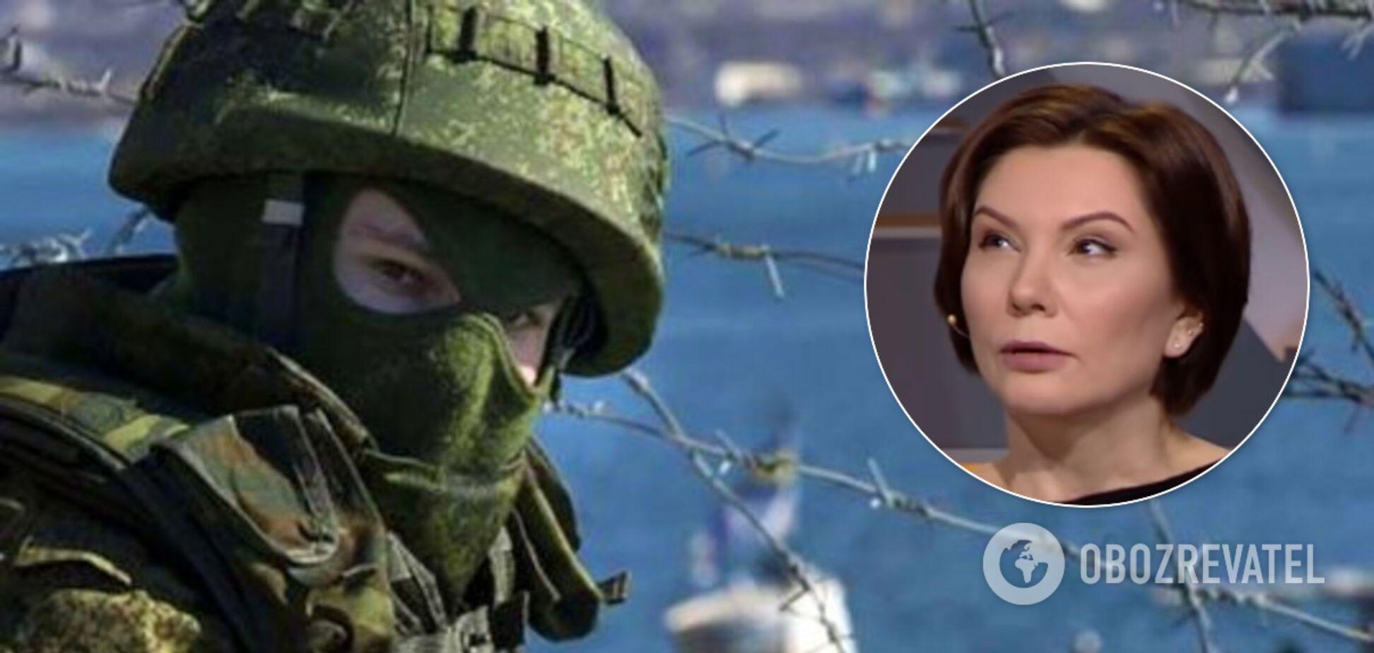 Скандальная Бондаренко оправдала оккупацию Крыма Россией