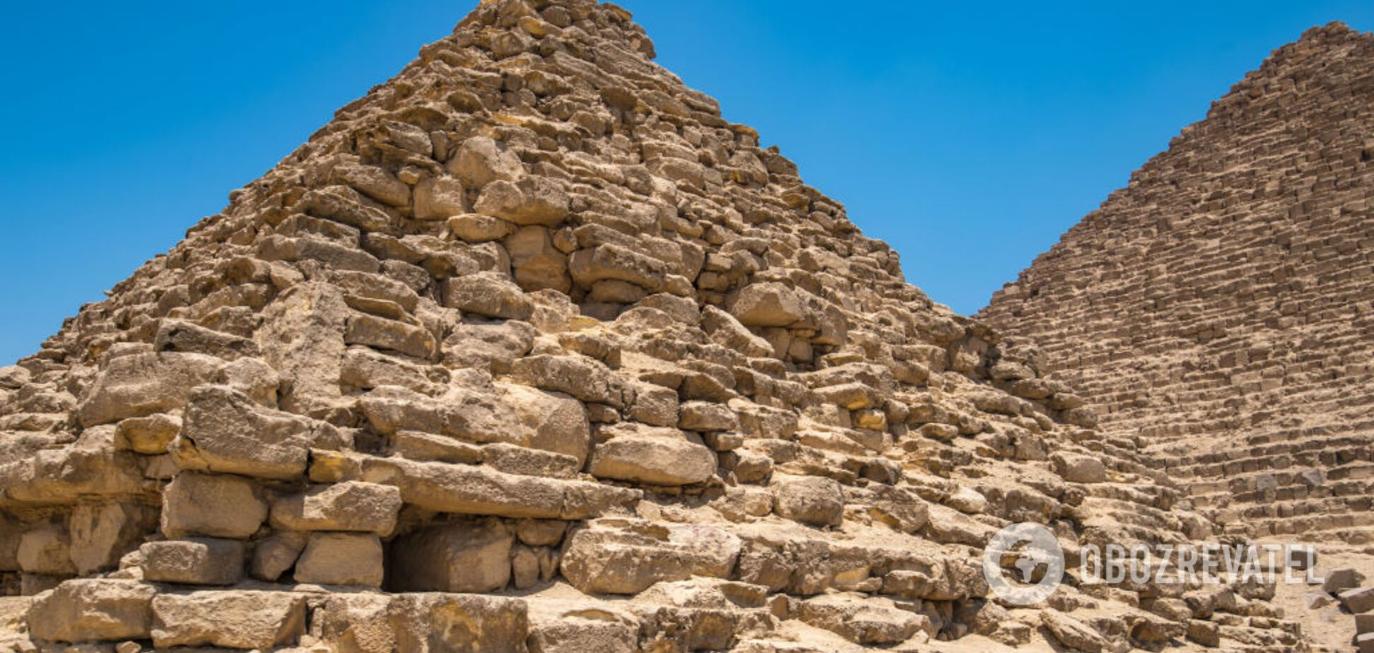 Піраміди Єгипту почали стрімко руйнуватися: вчені забили тривогу