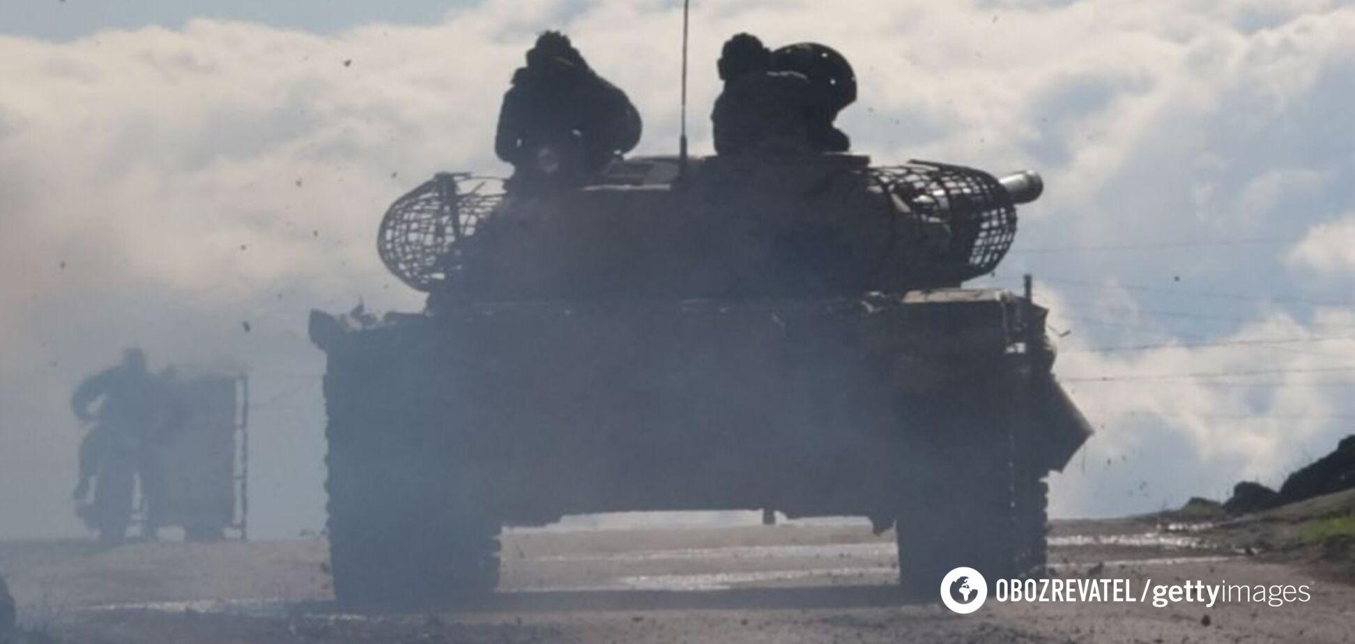 Турция разгромила колоны Асада