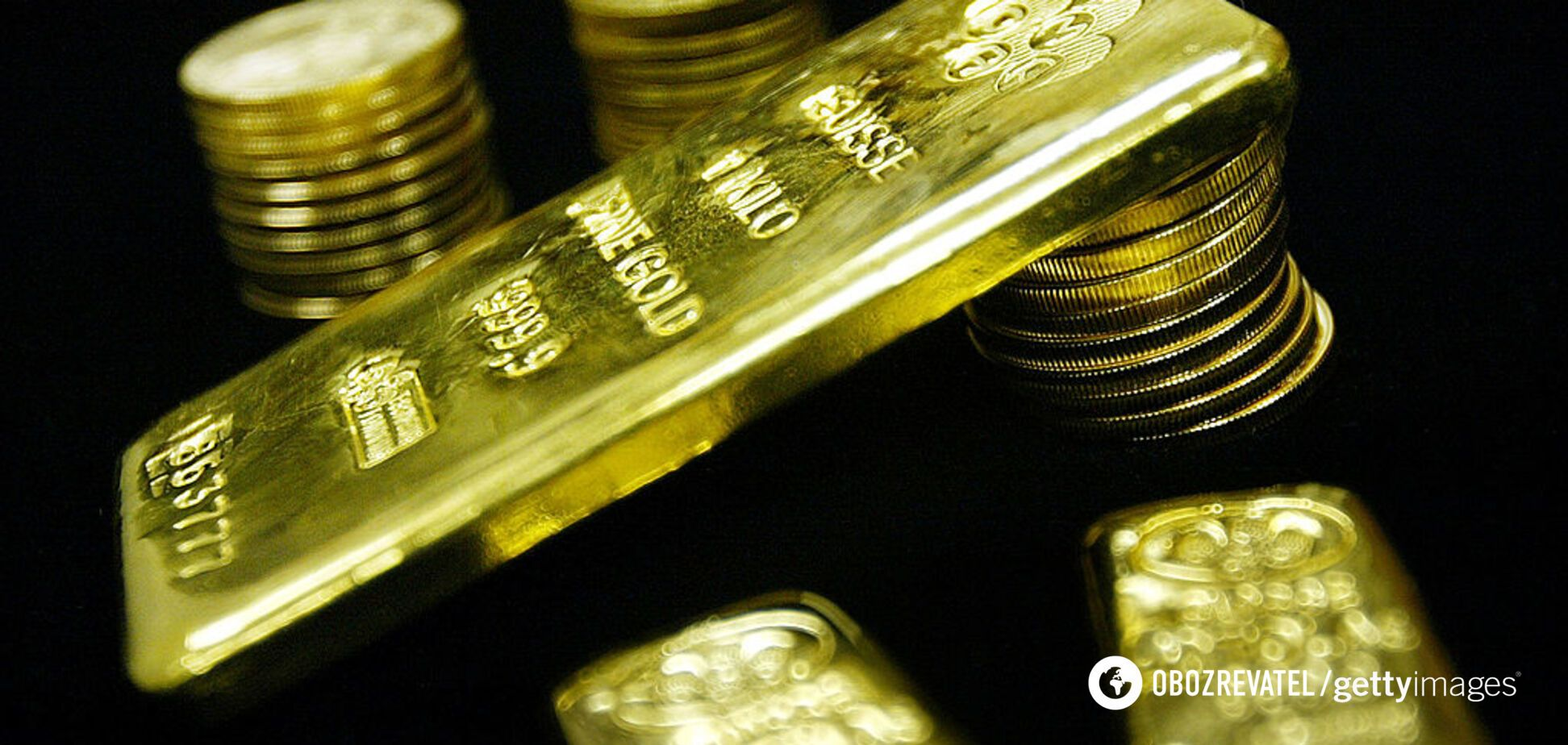 Золото злетіло в ціні через ситуацію із коронавірусом