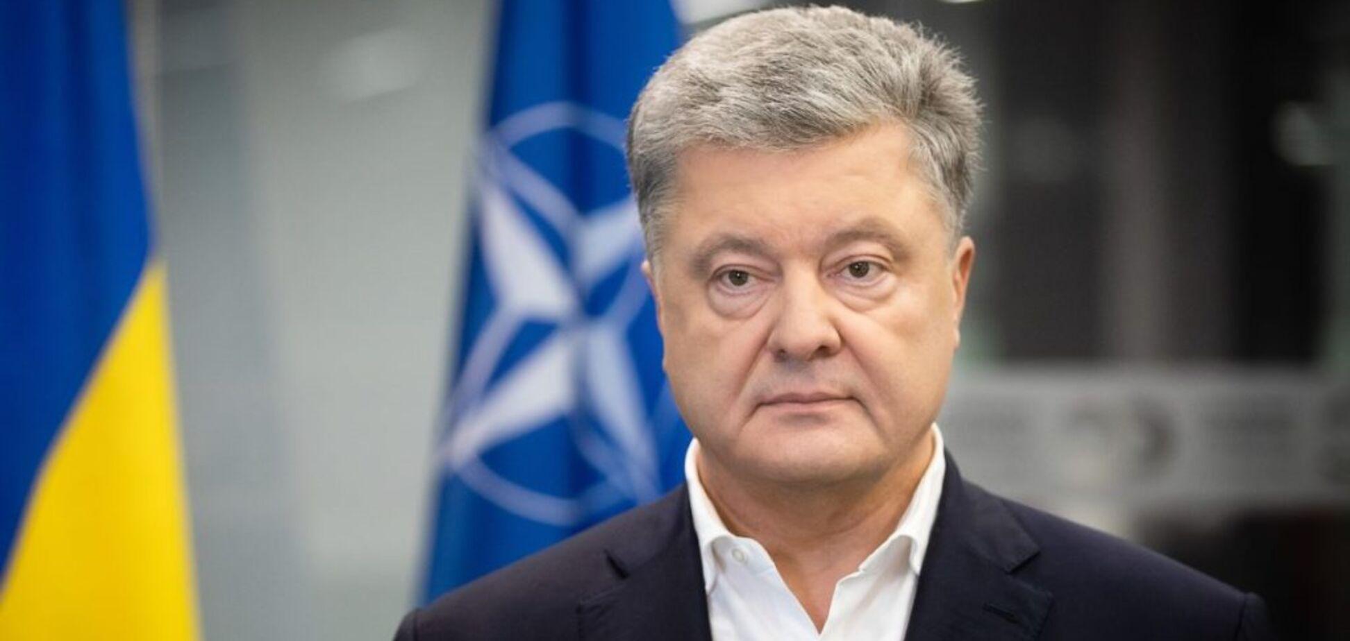 Політичні переслідування Порошенка: Україна йде за путінським зразком