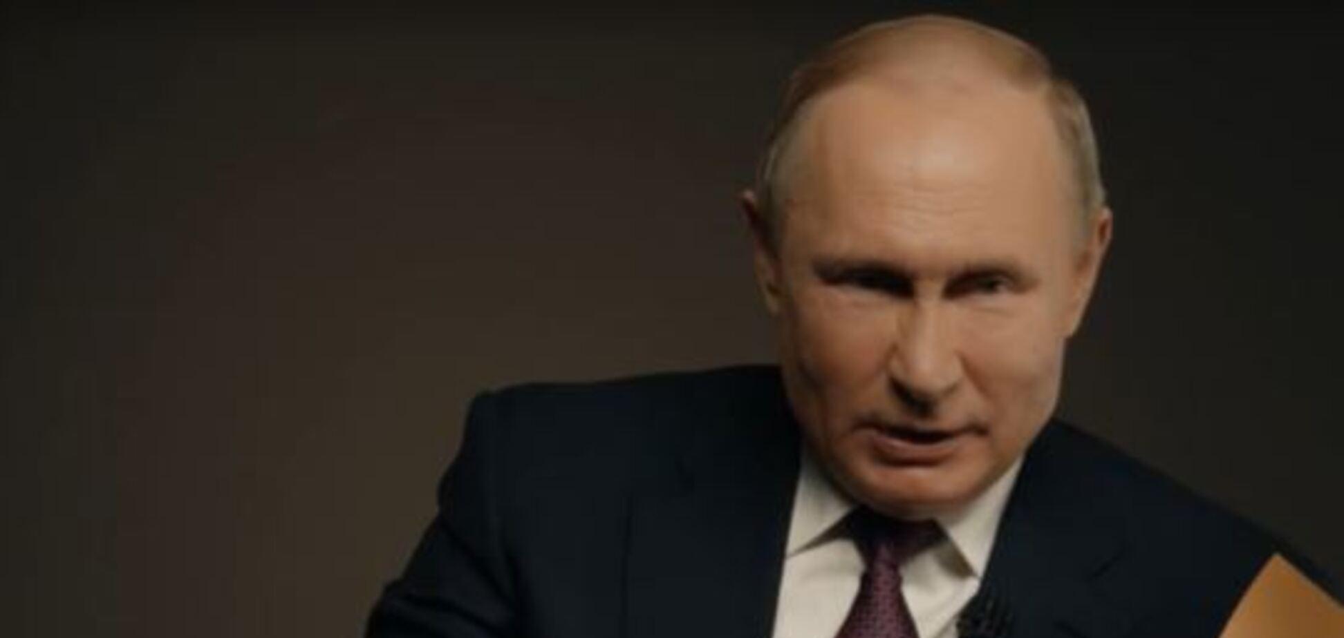 Путин похвастался уникальным оружием в интервью ТАСС и припугнул США
