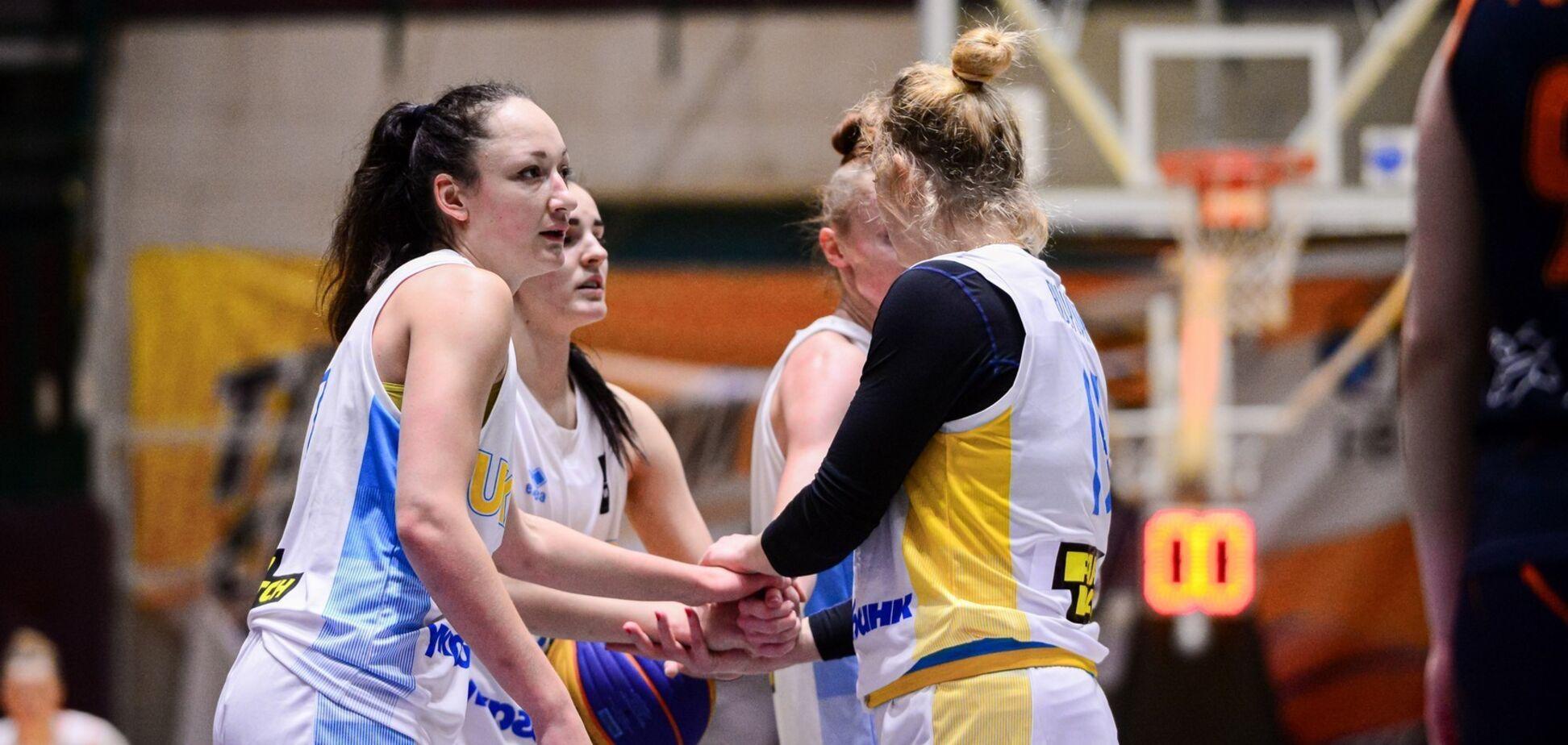 Отбор на Олимпиаду-2020 в баскетболе 3х3: украинки проведут открытую тренировку