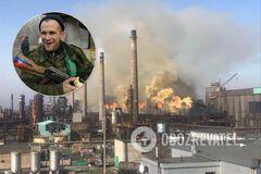 На Авдеевском коксохиме у боевиков обрушилось 200 метров газопровода