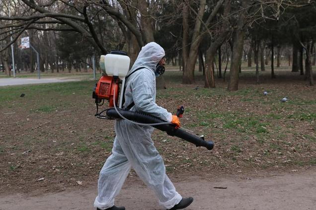 Коронавірус в Одесі і Одеській області