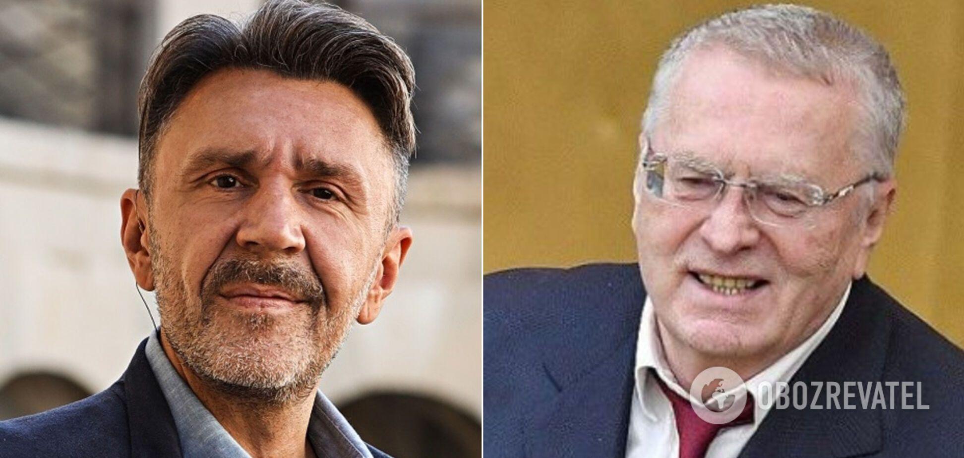 Шнуров гневно обозвал Жириновского: скандал из-за Крыма получил продолжение