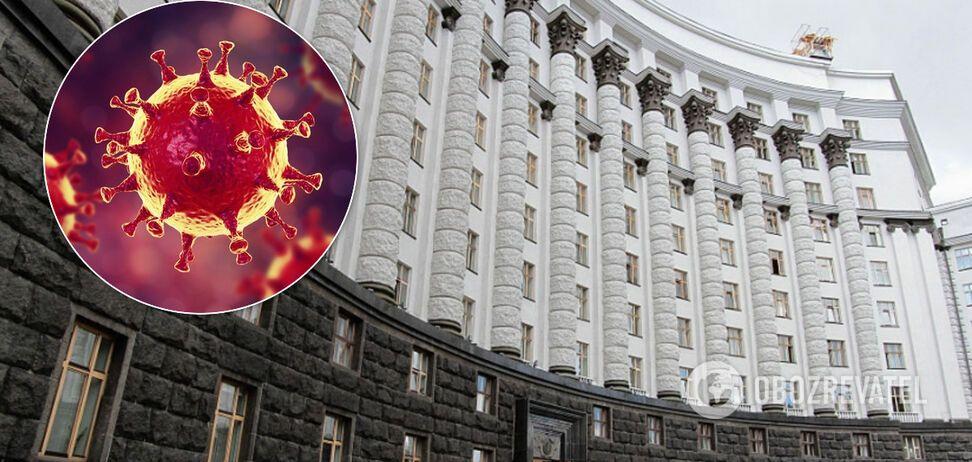 СМИ заявило, что правительство объявит ЧС в Киеве и нескольких областях