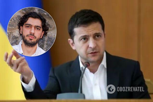 Зеленский уволил Лероса с должности внештатного советника