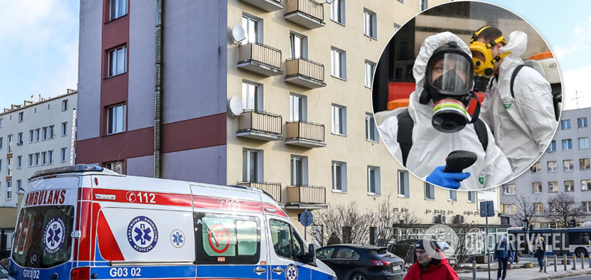 Польща ввела режим епідемії через коронавірус